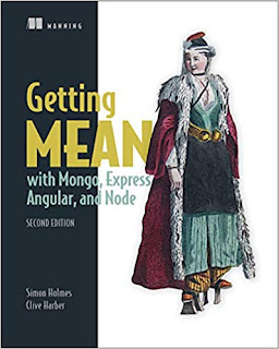 Getting MEAN with Mongo, Express, Angular, and Node 2nd Edition