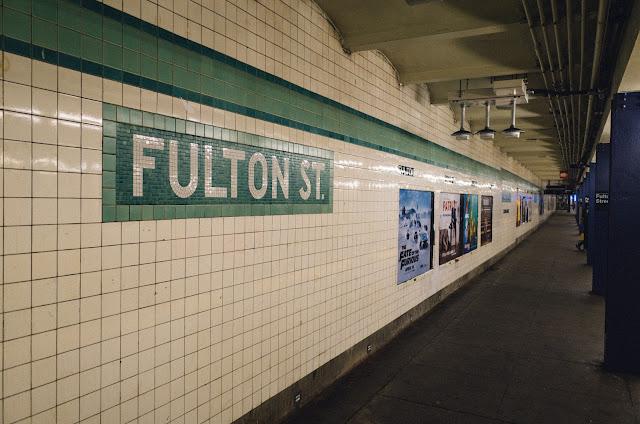フルトン・ストリート駅(Fulton Street)