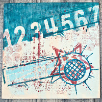 VIDEO: Seth Apter-Inspired Canvas Board PaperArtsy Make and Take