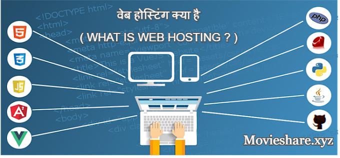What is web hosting and where to buy - Movieshare
