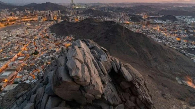 Alhamdulillah, Gua Hira di Makkah, Sekarang Bersih dari Coretan