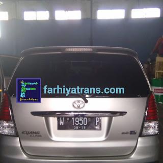 pengiriman mobil Surabaya tujuan Kupang, jasa kirim mobil online murah terpercaya