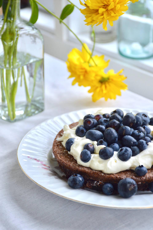 gluteeniton-suklaakakku