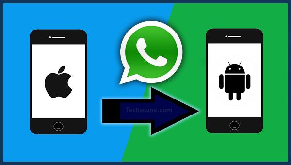 كيفية نقل نسخة من دردشة WhatsApp من iPhone إلى Android