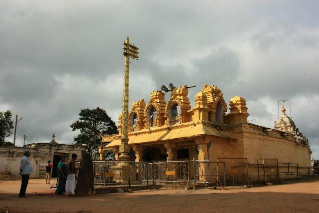 The Biligiri Ranganathaswamy Temple (BRT) at BR Hills in Karnataka