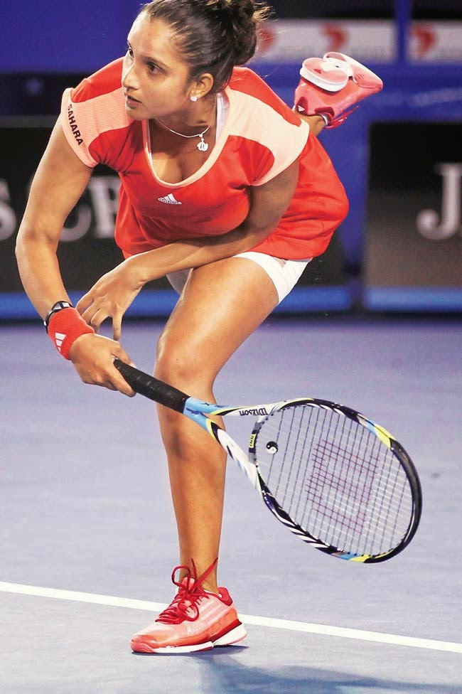 Sania Mirza Sexy Picture