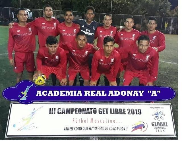 APURE: Academia Real Adonay FC representa a Alto Apure y Venezuela en Colombia.