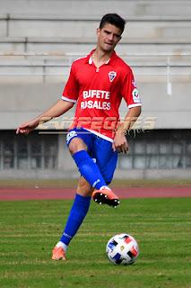 Jiménez Fútbol Real Aranjuez