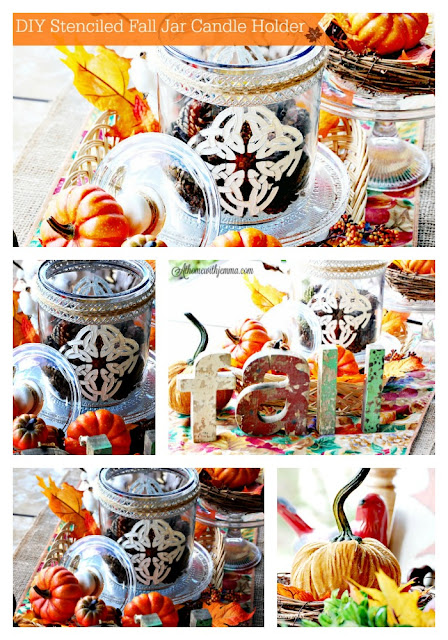 athomewithjemma-pumpkins-fall-leaves-decorating-pinecones