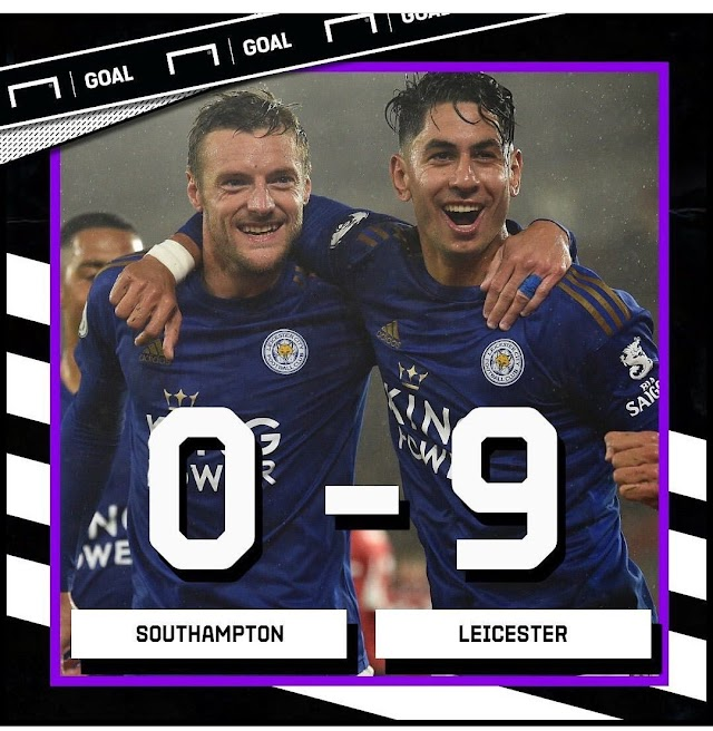 Leicester City Reaches Ninth Planets With Victory Over Southampton