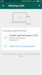 Download WhatsApp untuk PC / Laptop pada Windows 7/8 / 8.1 / 10