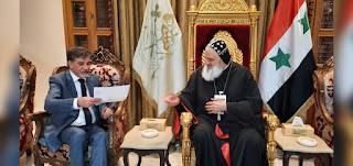 الرئاسية العليا لشؤون الكنائس: للحفاظ على الأرث الفلسطيني المسيحي السرياني