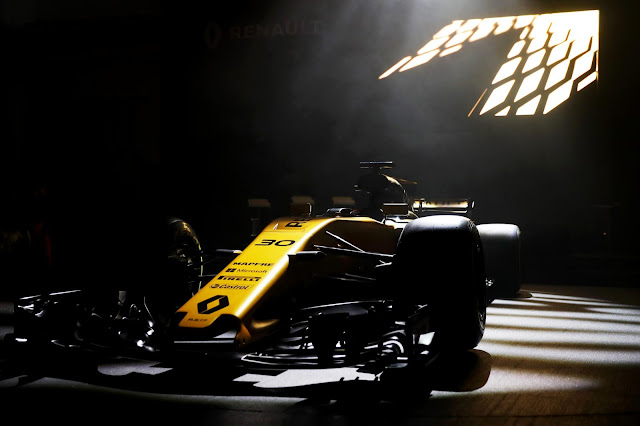 F1 Car launches 2020