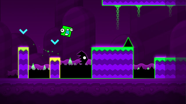 Geometry Dash World Best Game For Android on Apcoid.com