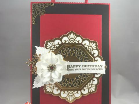 Dies R Us - Decorative Gift Bag