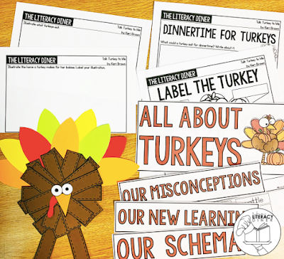 Create engaged learners with this November themed read aloud book companion. This read aloud bundle comes with 4 weeks of plans to help discuss turkeys, owls, perseverance and Thanksgiving.