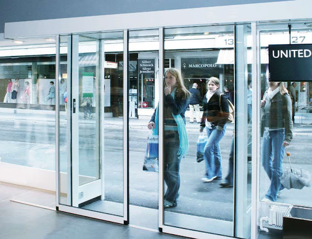 Books predictions that are becoming truth-Automatic Doors