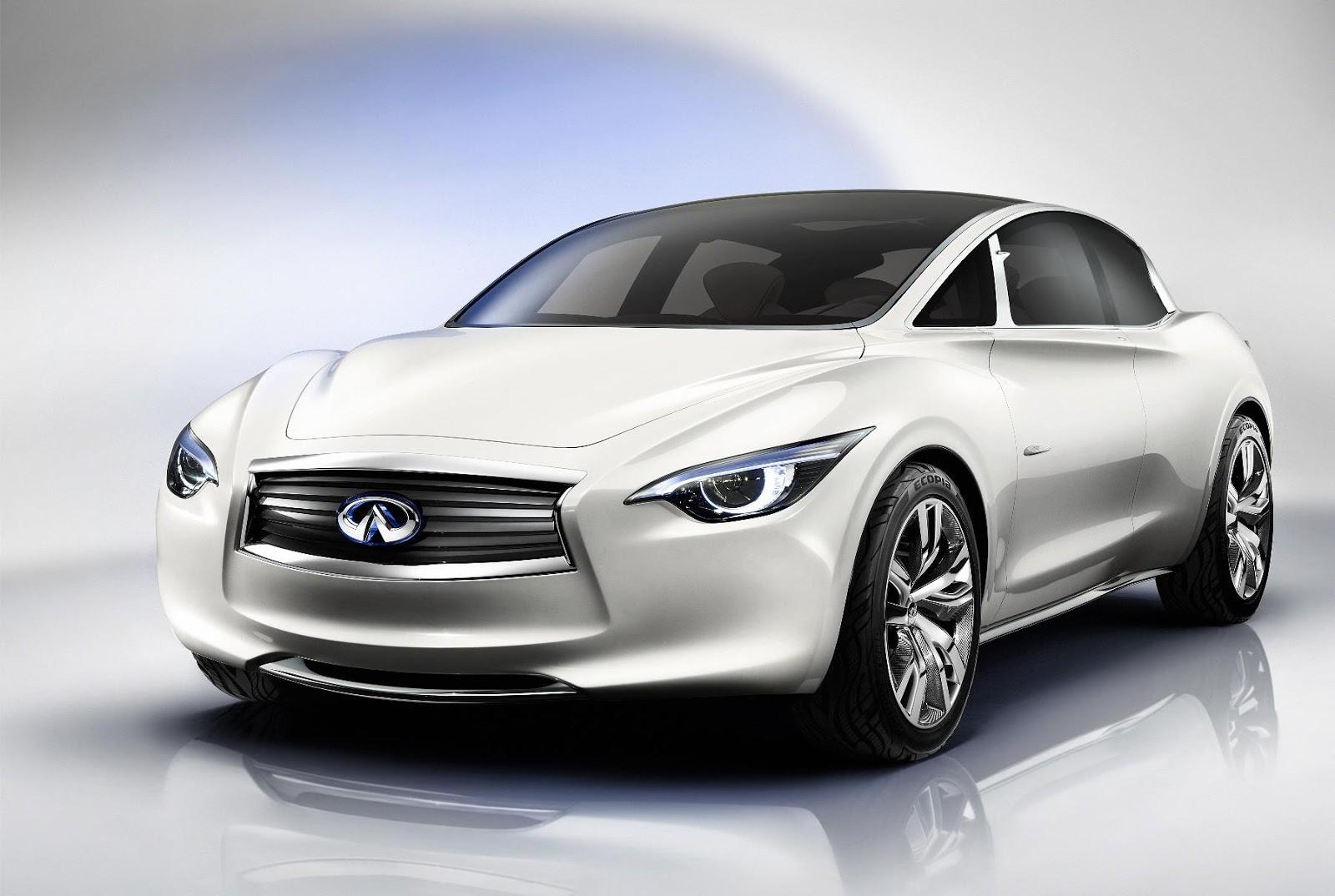 日本自動車デザインコーナー 「Japanese Car Design Corner」: Infiniti ...