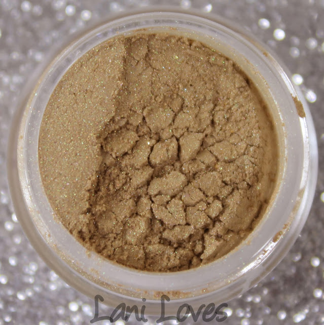 Innocent + Twisted Alchemy I+T Alchemists Face Hugger Eyeshadow Swatches & Review