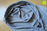 Kapuze: Yidarton Frauen Lange Aermel Double Split Hoodie Pullover Pockets Sweater Kapuzenpullover