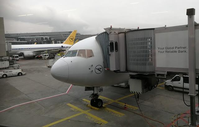 Flug Frankfurt - Havanna mit Condor