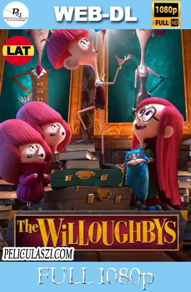 Los Hermanos Willoughby (2020) Full HD NF WEB-DL 1080p Dual-Latino