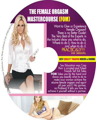 female orgasm mastercourse:all about female orgasms. high definition video training