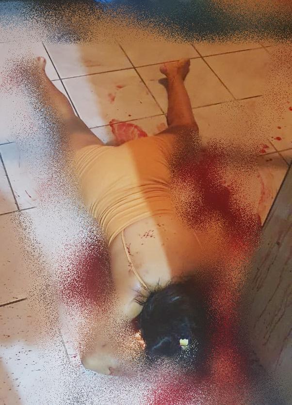 Homem mata mulher na frente da filha de 04 anos em Piracuruca 2