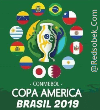 Bursa Bola Copa America