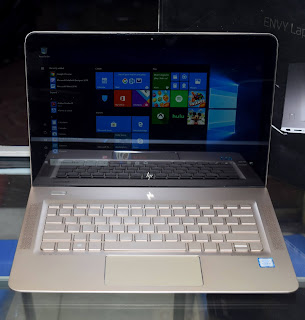 Laptop UltraBook HP Envy 13-ab048TU Core i7 Fullset