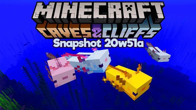 Minecraft: Java Edition - Snapshot 20w51a