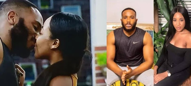 ''She was my girlfriend at the time''- Kiddwaya reveals him and Erica are separated