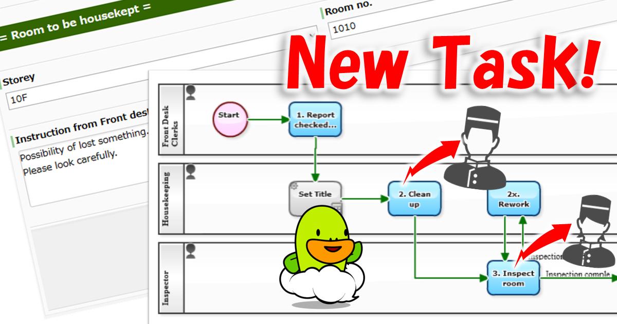 Workflow Sample Episode 568 Business Improvement In