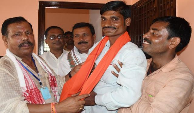 एनडीए के जीत तय, एक - एक कार्यकर्त्ता है संकल्पित : जदयू नेता चन्द्रभूषण सिंह