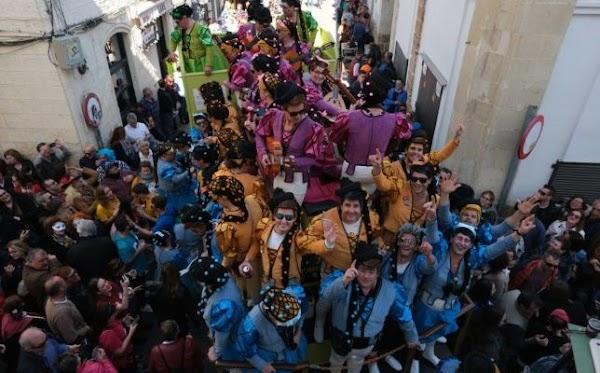 El Carnaval de Cádiz coincidirá con El Rocio y el Corpus