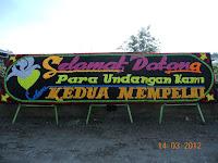 papan bunga di medan 5