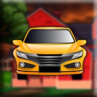 Car Escape From Carport