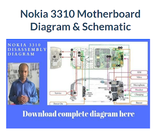 nokia 3310 pcb diagram pdf