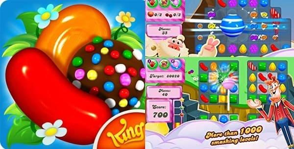 تنزيل لعبة Candy Crush Saga 2020
