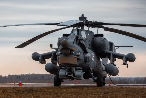 Mi-28NE Night Hunter specs