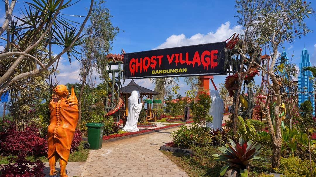 Wisata Baru Di Jawa Tengah Ada Wisata Mistis Di Kampung