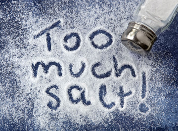 Dangers of Excessive Salt Intake