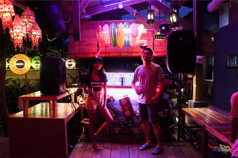 La Union's hippest party place - Flotsam & Jetsam