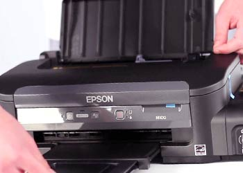 Epson M100 Adjustment