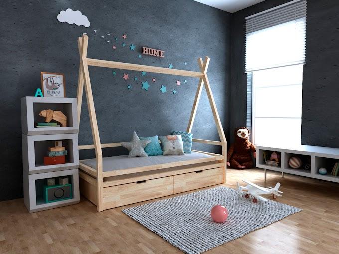 Кровать-домик Моана с ящиками 70х140  ТМ MegaOpt