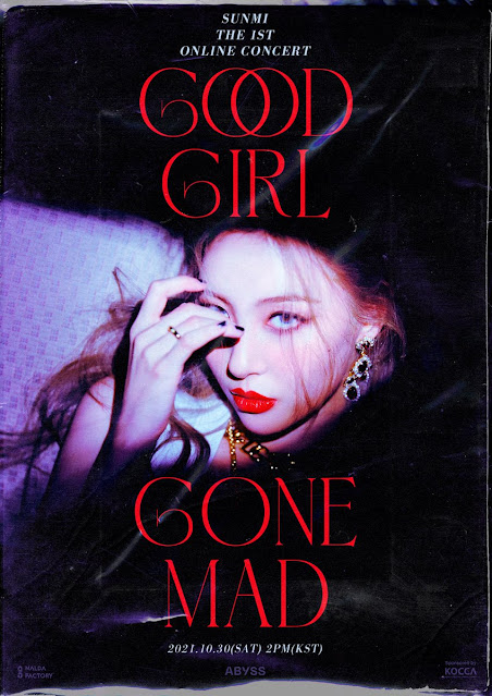 SunMI Good Girl Gone Mad concert
