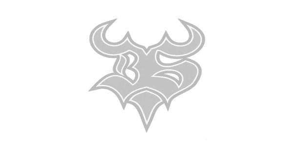 logo de la marca de polos metaleros dark side