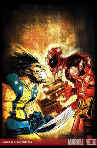 Deadpool mató a Wolverine