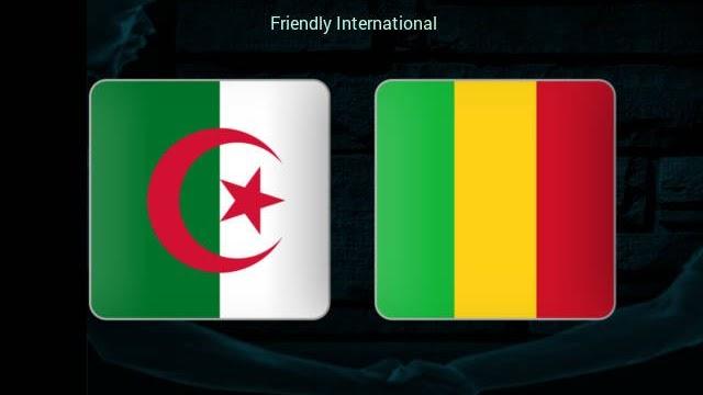 مشاهدة مباراة الجزائر و مالي 16-06-2019 ودية
