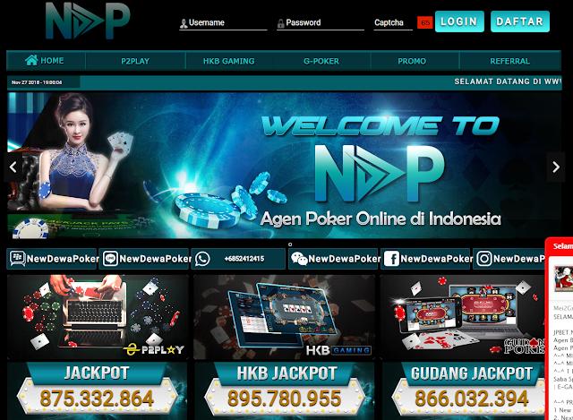 NewDewaPoker Situs Game Judi Android Poker,Domino,AduQ Online Terpercaya Di Indonesia